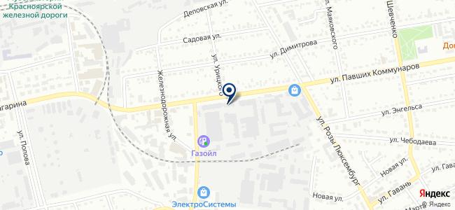 Сибирский Инжиниринговый Центр, ООО на карте