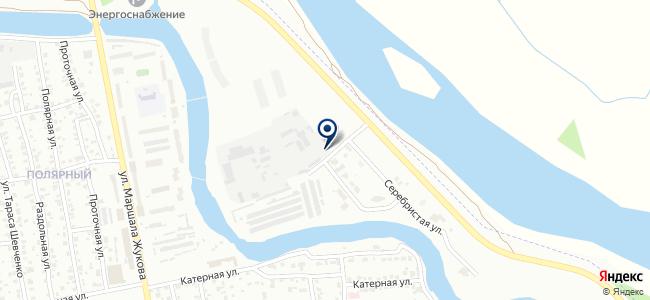 Энергия-Сервис на карте
