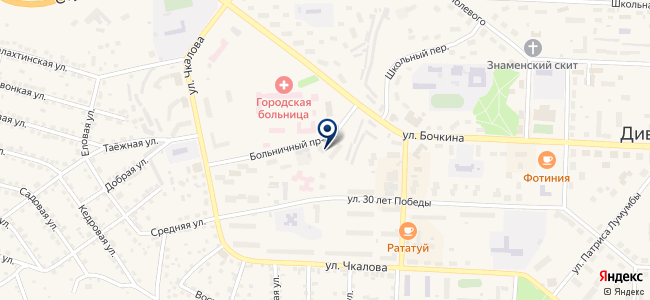 Новосел на карте