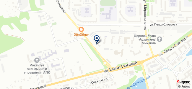 Аба-Электросервис на карте