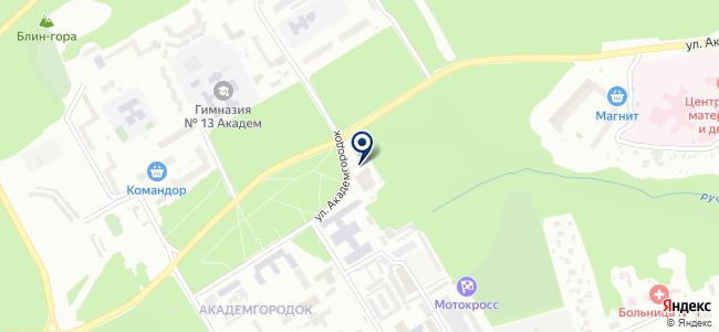 Связь-Сервис, ООО на карте
