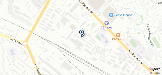 КрасЖилСтрой+ на карте