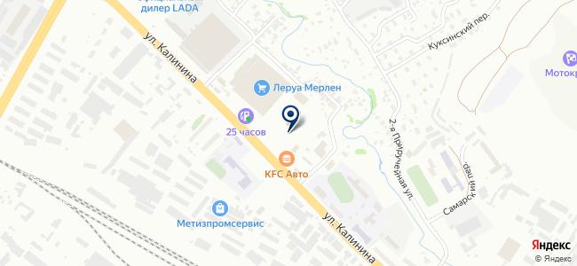 ЕнисейКом, ООО на карте