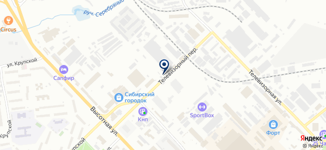 Магазин хозэлектротоваров и сантехники, ИП Ефремов Н.А. на карте