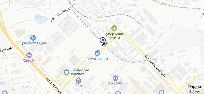 Завод электромонтажных изделий, ОАО на карте