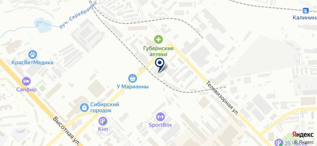 Промавтоматика, ООО на карте