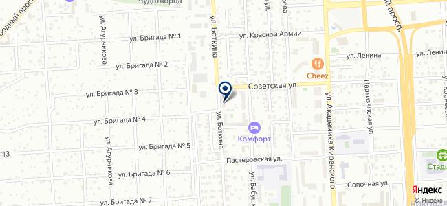 Красноярская Электросервисная Компания на карте