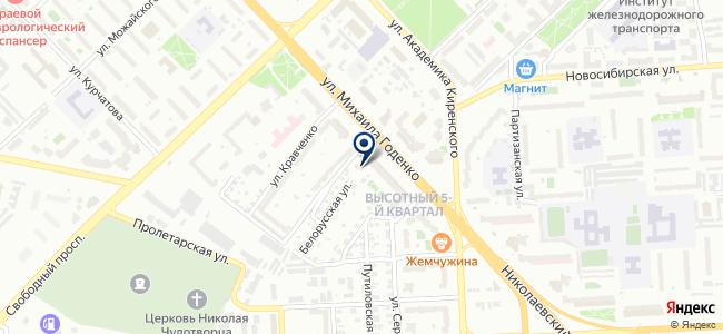 Gatta Bianca на карте