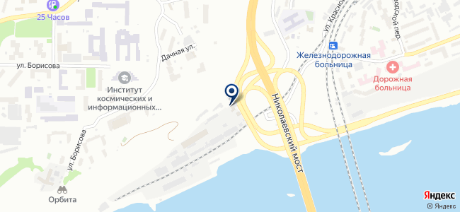 Промэнергопроект, ООО на карте