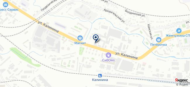 Электрум, ООО на карте