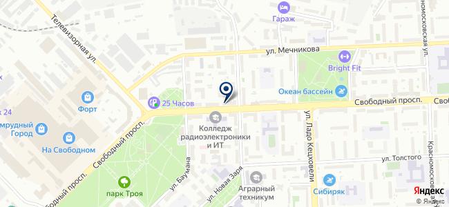 Теплолюкс-К, ООО на карте