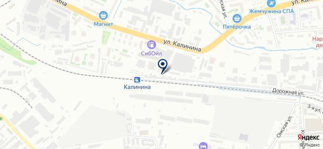 А ЛЭД на карте