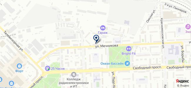 Кум-Тигей Инструмент на карте