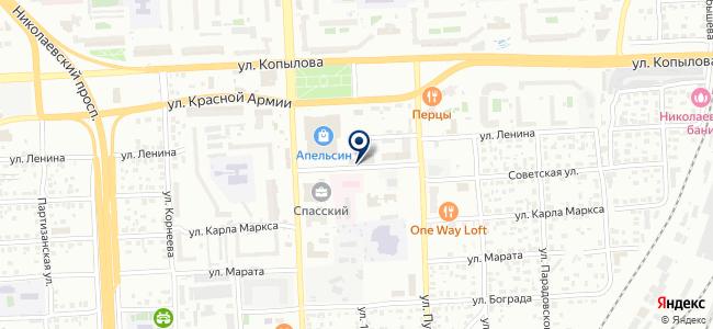 СТК Альянс, ООО на карте