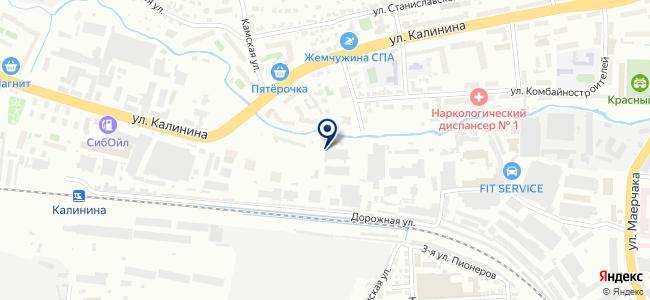 СанКит на карте