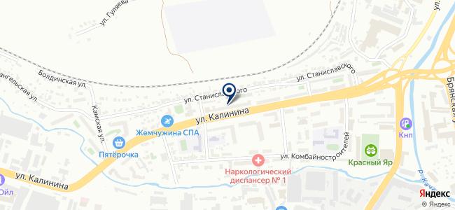 Электро+Промоборудование на карте