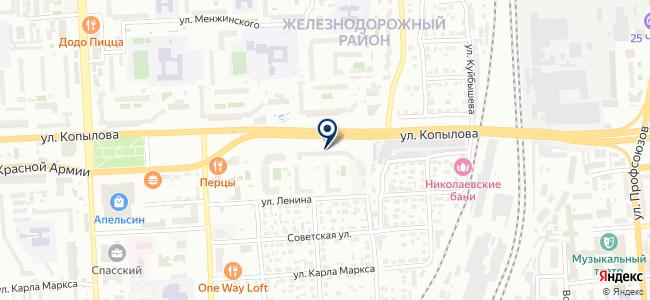Центр инжиниринга и логистики, ООО на карте