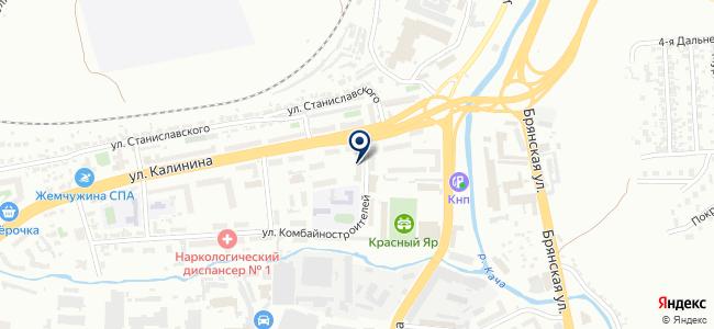 Светотехника на карте