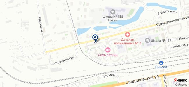 ГорЭнерго, ООО на карте