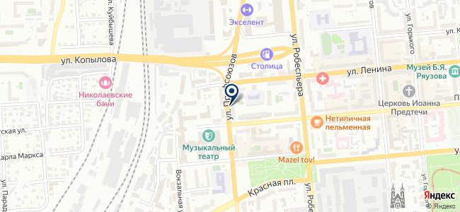 Ваш дом на карте
