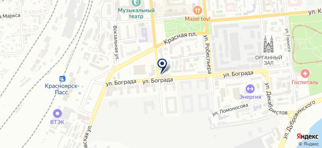 СпецРадиоКомплект, ООО на карте