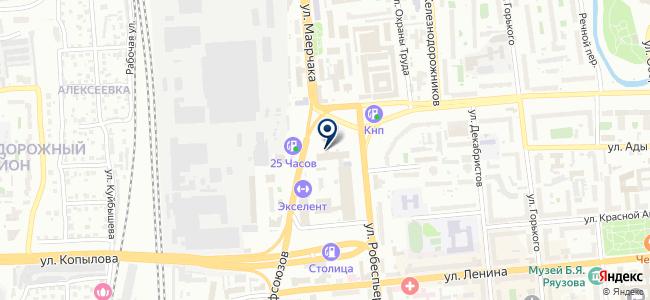Прамак-центр на карте