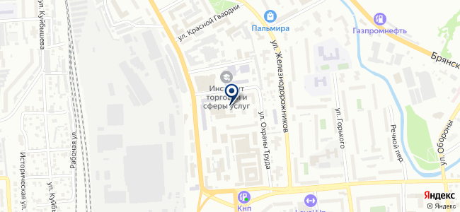 Эго+ на карте
