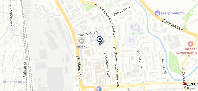 Витма, ООО на карте