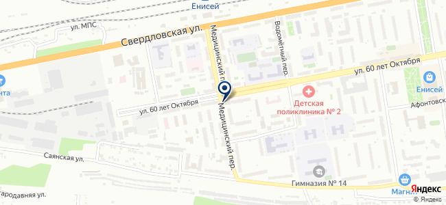 МастерСам на карте