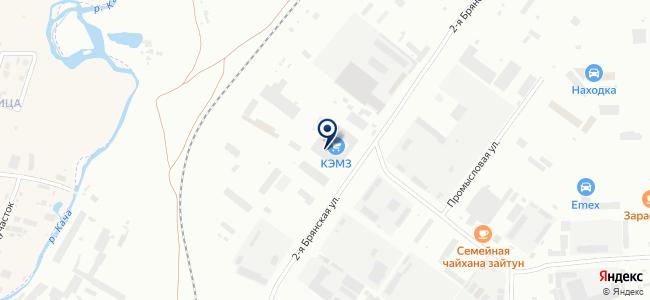 Центр электротехнического оборудования, ООО на карте