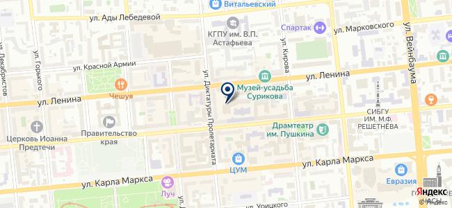 РосЭкоАудит, ООО на карте