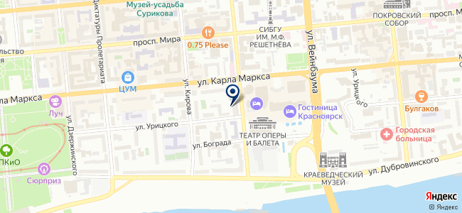 Секреты Венеции на карте