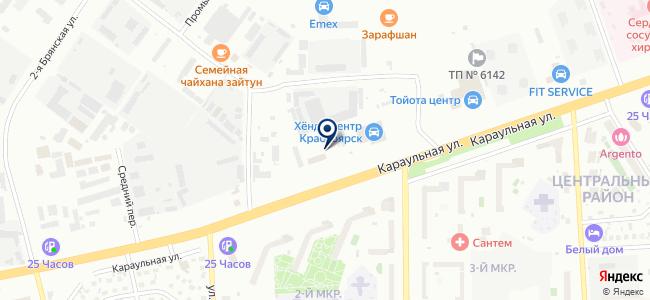 ВКЛ, ООО на карте