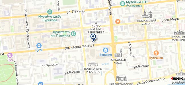 МедиаТек на карте
