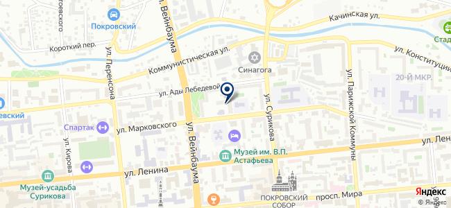 Димар на карте