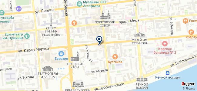 СибСталМет, ООО на карте