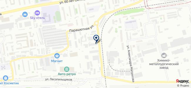 Про-Ток, ООО на карте