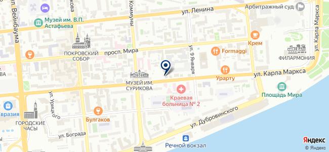 Энергопроминвест, ЗАО на карте
