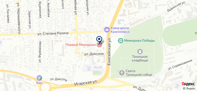 АудитИнвест, ООО на карте