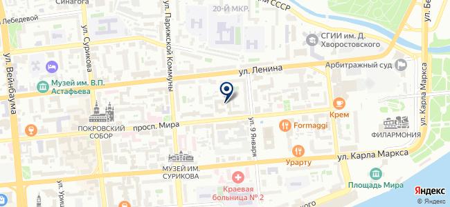 ВЕСЁЛЫЙ ДВОРИК, ООО на карте