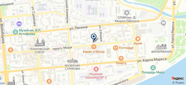 МАРС, ООО на карте