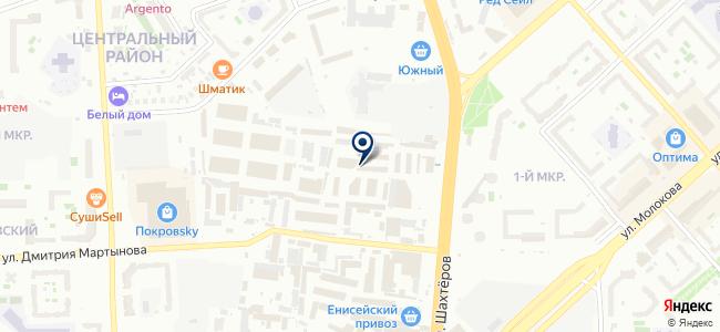 НАРОДНЫЙ КРЕПЕЖ на карте
