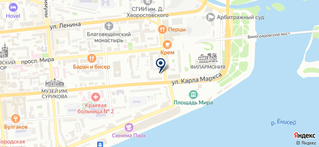 БуржуаDекор на карте