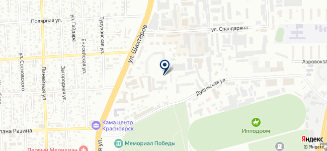 СтройТэк24, ООО на карте