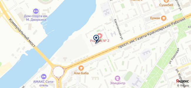 Аватар на карте