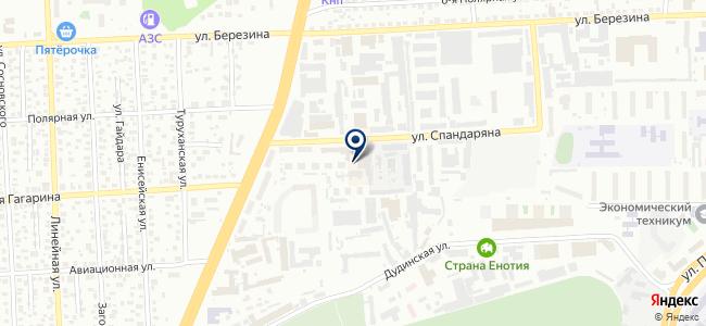 ДОМСТРОЙ, ООО на карте