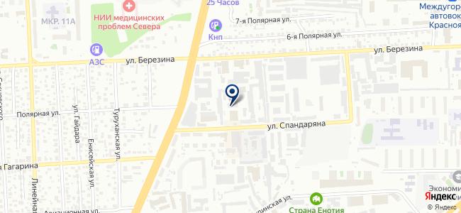 Карат-97, ООО на карте