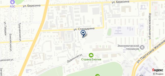 Домик Электроники на карте