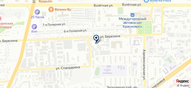 Сэпком, ООО на карте