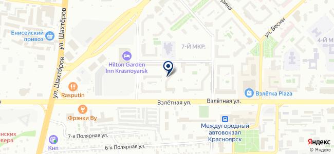 Вертекс, ООО на карте